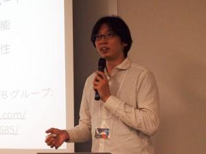 Mozilla Japan 浅井氏